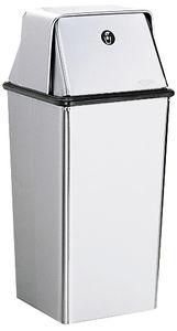 hygienic trash can