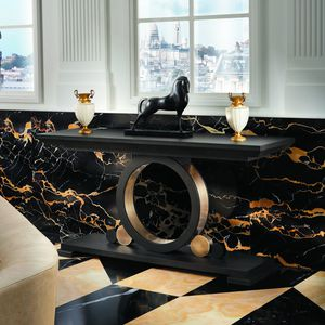 Art Deco sideboard table