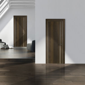 interior door / swing / wood veneer / flush