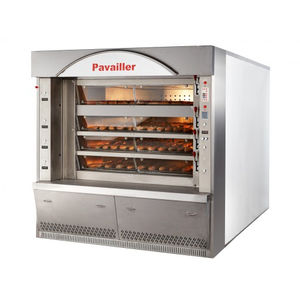 commercial oven / electric / steam / free-standing