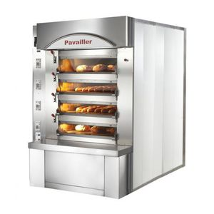 commercial oven / electric / steam / built-in
