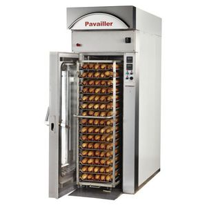 commercial oven / electric / convection / rack