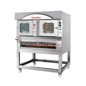 commercial oven / electric / convection / combi