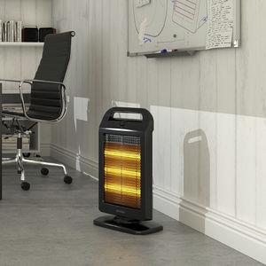 floor-standing infrared heater