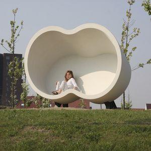 organic design public bench