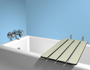 removable shower seat / commercial / home