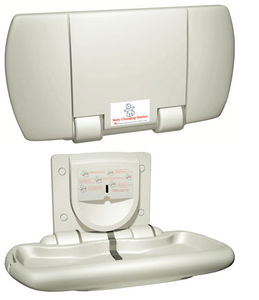 polyethylene (PE) diaper changing station