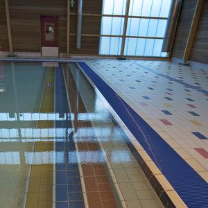 indoor tiles / poolside / wall / for floors