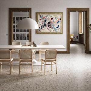 indoor tiles / floor / porcelain stoneware / rectangular