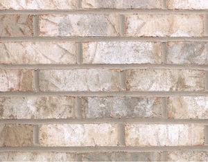 hollow brick / for facade / embossed