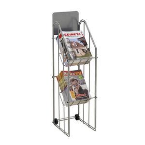periodicals display rack