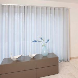 manual curtain track