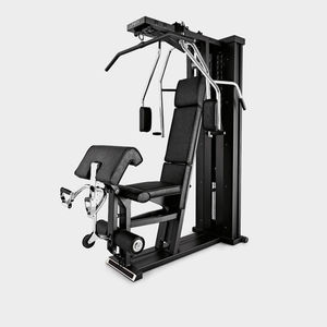 lat pulldown weight training machine / butterfly / arm curl