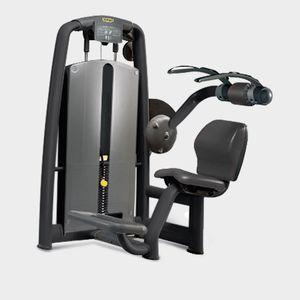 abdominal crunch weight training machine