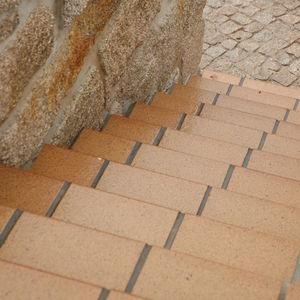 ceramic step covering