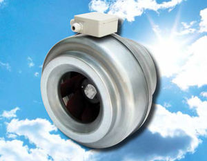 extractor fan / ceiling / duct / commercial