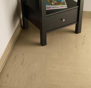rubber baseboard / low-VOC / FloorScore®-certified