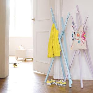 floor coat rack / contemporary / metal / child's