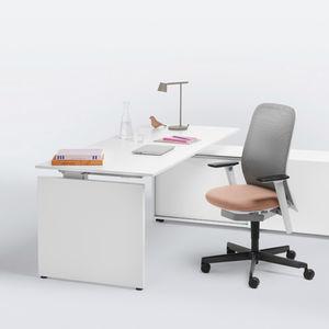 executive desk / wood veneer / contemporary / commercial