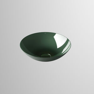 countertop hand basin