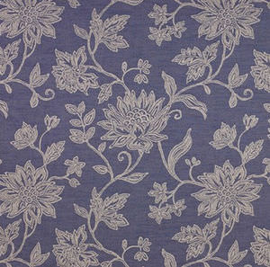 upholstery fabric / floral pattern / viscose