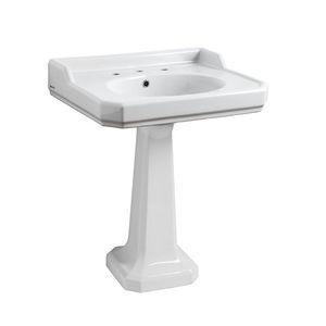 contemporary pedestal