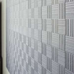wall-mounted acoustic panel
