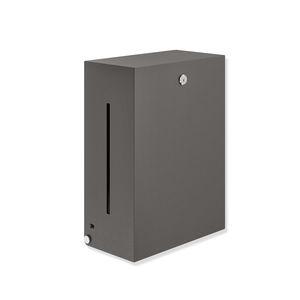 free-standing paper towel dispenser