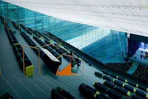 polycarbonate suspended ceiling