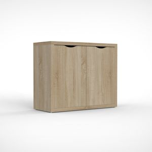 contemporary sideboard / wooden / contract / for hotel