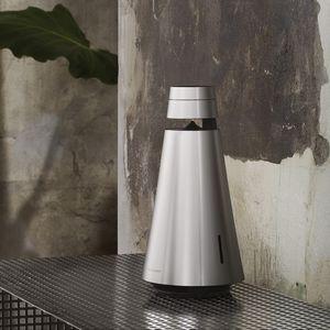 nomad speaker / wireless / Bluetooth / aluminium