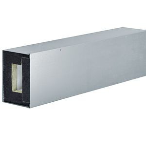 steel cable trunking / wall-mounted / industrial
