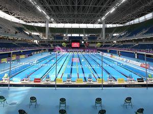 concrete competition pool