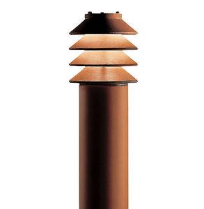 urban bollard light
