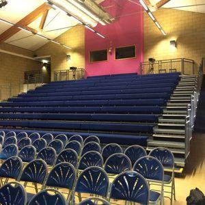 telescopic stadium seating