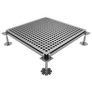 galvanized steel raised access floor tile