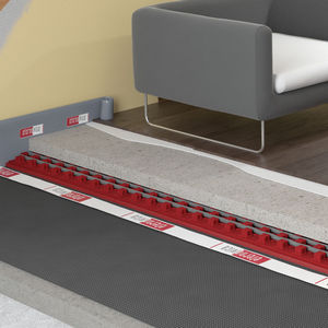roll resilient underlay