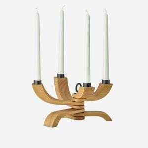 oak candelabra