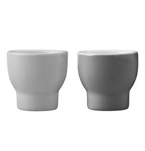 stoneware egg cup / for domestic use