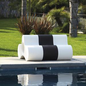 original design garden bench