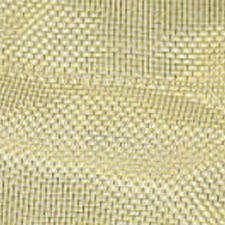 ceiling woven wire fabric / for curtains / brass / close-knit mesh
