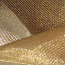 interior woven wire fabric / solar shading / for ceilings / for partition walls