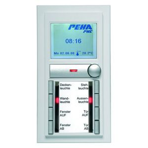 home automation system control keypad