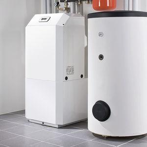 brine/water heat pump