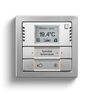 KNX room temperature controller