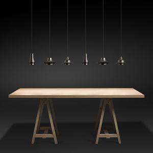 pendant lamp / contemporary / aluminum / copper