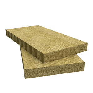 thermal-acoustic insulation / stone wool / interior / wall