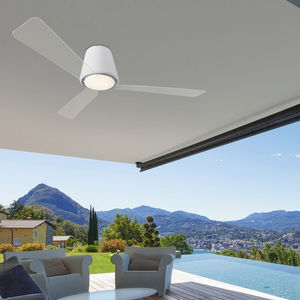 ceiling fan / residential / commercial / steel