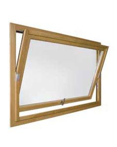 pivoting window