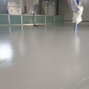 epoxy paint / finish / for walls / for floors